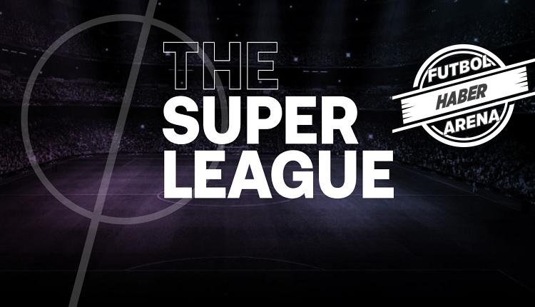 Avrupa Süper Ligi askıya alındı!