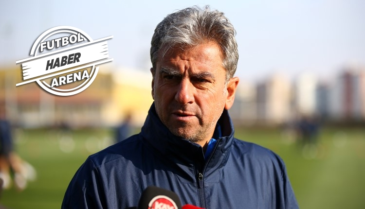 Kayserispor'da Hamza Hamzaoğlu dönemi bitti