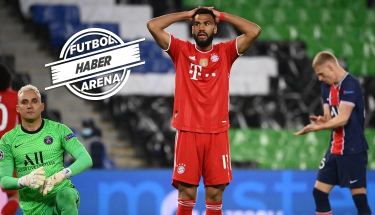 Son şampiyon elendi! PSG 0-1 Bayern Münih maç özeti (İZLE)