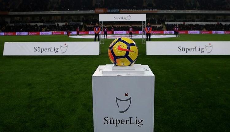 Süper Lig'de 38. haftanın hakemleri açıklandı