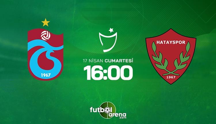 Trabzonspor - Hatayspor canlı şifresiz İZLE, Trabzonspor - Hatayspor beIN Sports şifresiz (Trabzonspor - Hatayspor şifresiz yayın)