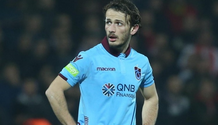 Trabzonspor'da Abdulkadir Parmak kadro dışı