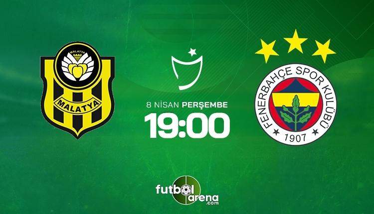 Yeni Malatyaspor-Fenerbahçe canlı izle, Yeni Malatyaspor-Fenerbahçe şifresiz izle (Yeni Malatyaspor-Fenerbahçe beIN Sports canlı ve şifresiz maç İZLE)