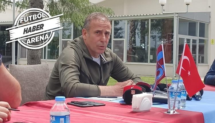 Abdullah Avcı'dan transfer açıklamaları! 'Bruno Peres ve Gervinho'