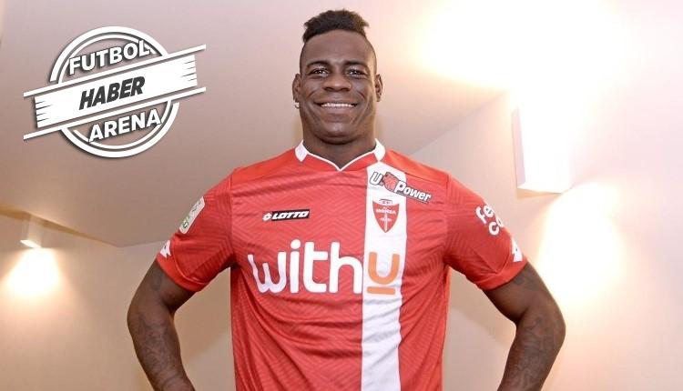Adana Demirspor'dan Mario Balotelli'ye transfer teklifi