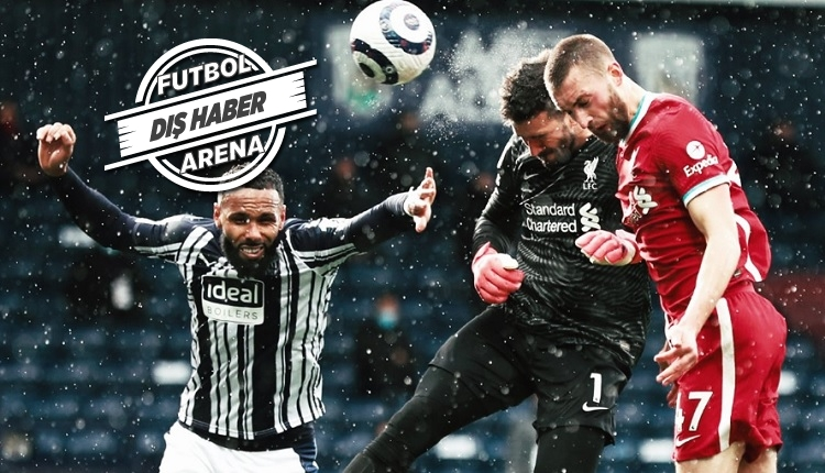 Alisson Becker'in 90+5'te golü! 3 puan Liverpool'un