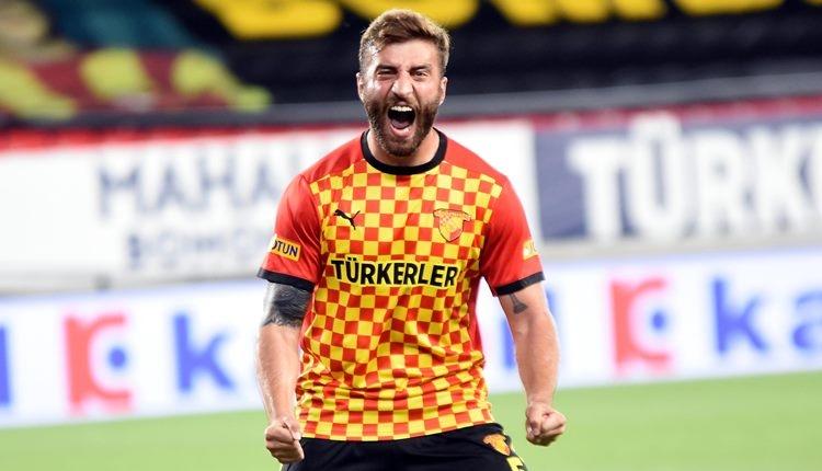 Alpaslan Öztürk 3 yıllığına Galatasaray'da
