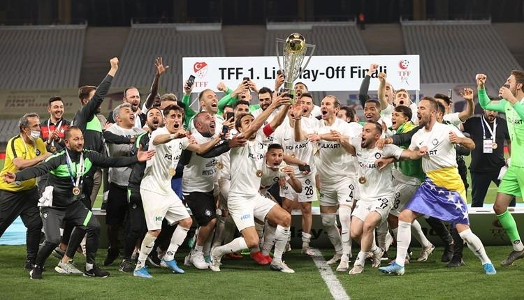 Altay, 18 yıl aradan sonra Süper Lig'e döndü