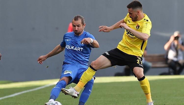 Altay finale yükseldi! İstanbulspor 0-1 Altay maç özeti (İZLE)