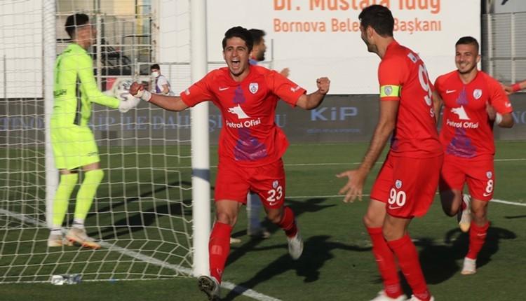 Altınordu 1-0 Samsunspor maç özeti ve golü (İZLE)