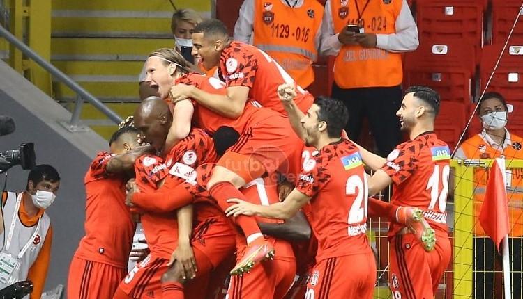 Antalyaspor 0-2 Beşiktaş final maçı özeti ve golleri (İZLE)