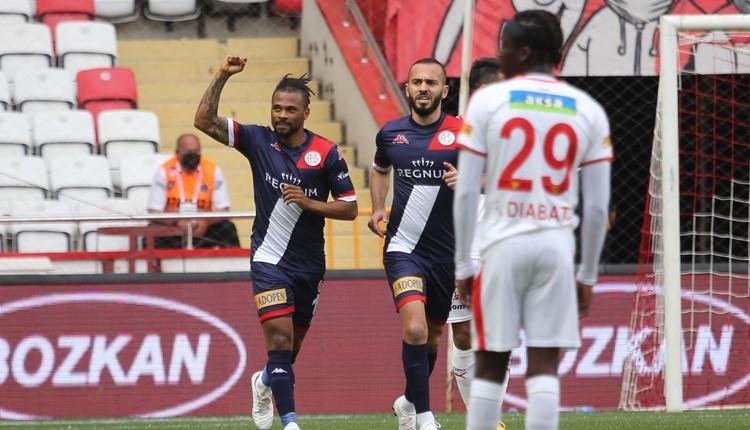 Antalyaspor 2-3 Göztepe maç özeti ve golleri (İZLE)