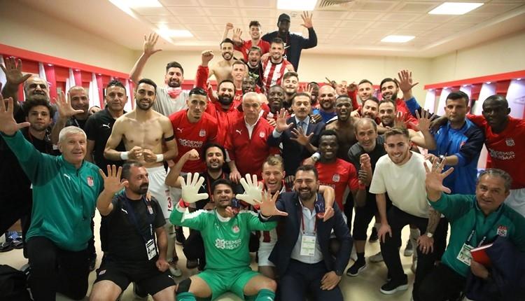 Antalyaspor'dan Sivasspor'a Beşiktaş finali tepkisi: 'Hepinizi yenmemiz gerekiyor'