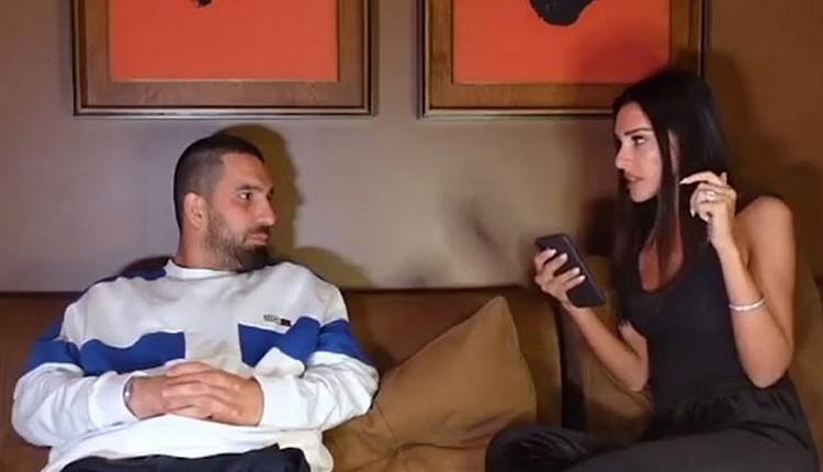 Arda Turan: 'Ben çok iyi bir Galatasaraylıyım'