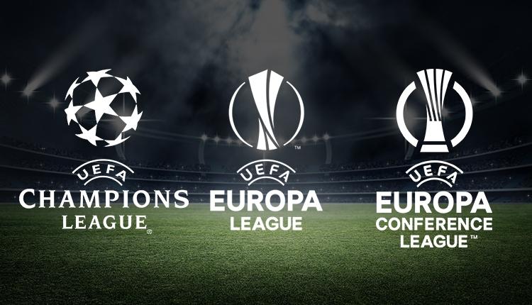İşte temsilcilerimiz (Şampiyonlar Ligi, Avrupa Ligi, Konferans Ligi)