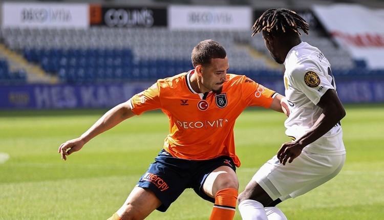 Başakşehir 2-1 Ankaragücü maç özeti ve golleri (İZLE)