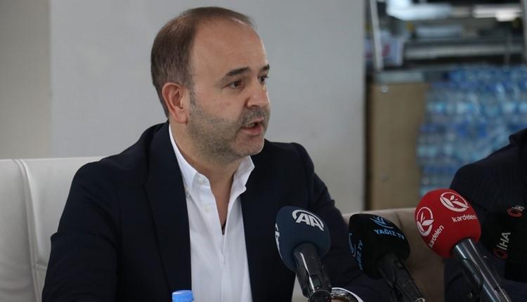 BB Erzurumspor: 'Küme düşme yine kaldırılsın'