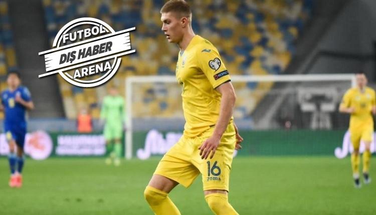 'Beşiktaş scout ekibi golcü Dovbky'i izlemek istedi'