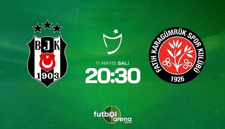 Beşiktaş-Fatih Karagümrük canlı izle, Beşiktaş-Fatih Karagümrük şifresiz izle (Beşiktaş-Fatih Karagümrük beIN Sports canlı ve şifresiz İZLE)