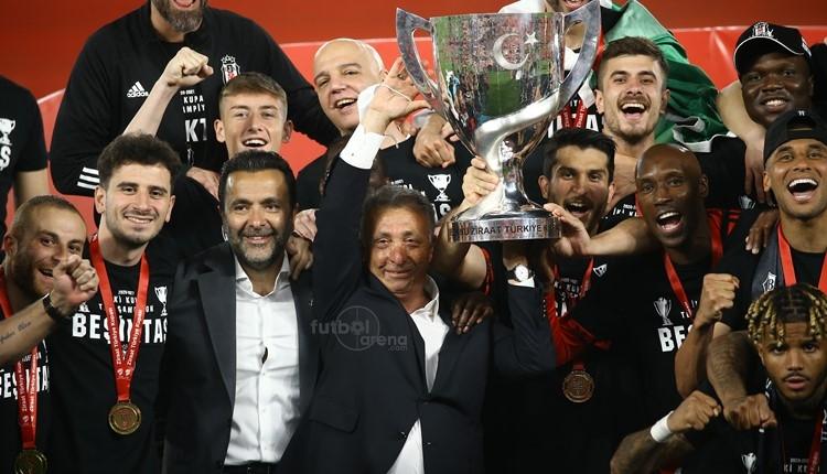 Beşiktaş'tan 2'de 2 kupa! İlk sözler yaşananlar