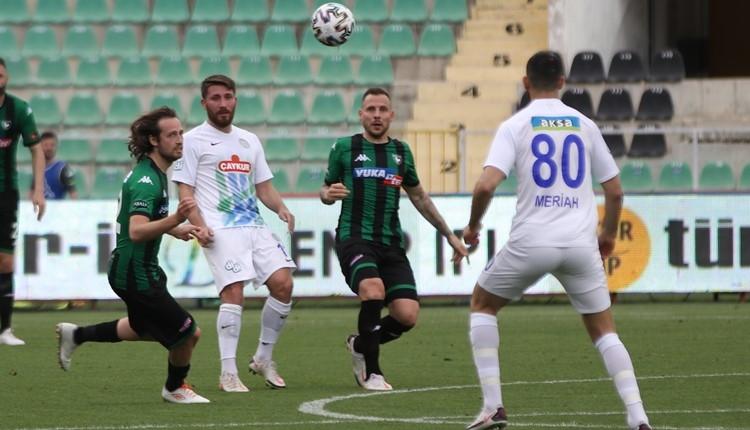 Denizlispor küme düştü! Denizlispor 0-1 Rizespor maç özeti (İZLE)