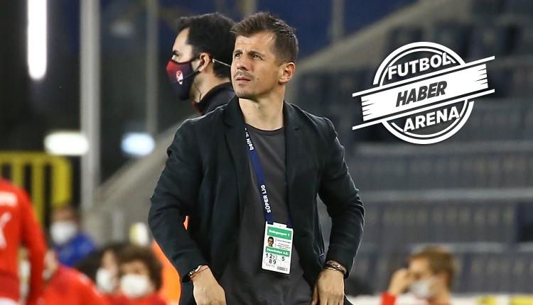 Emre Belözoğlu: 'Benim futbol anlayışımda bu yok!'