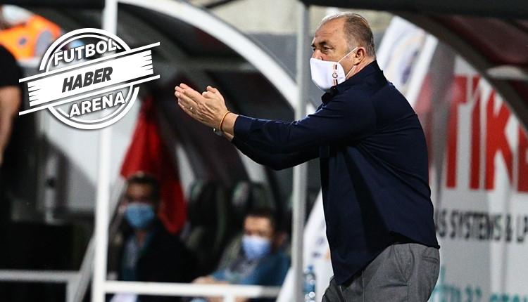 Fatih Terim'den maç sonu şampiyonluk sözleri
