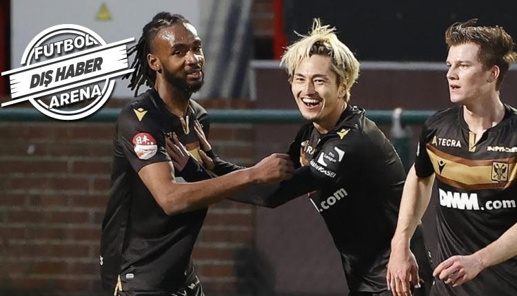 Fenerbahçe Japon golcü Suzuki için teklif yaptı