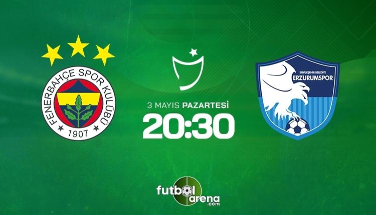 Fenerbahçe-BB Erzurumspor canlı izle, Fenerbahçe-BB Erzurumspor şifresiz izle (Fenerbahçe-BB Erzurumspor beIN Sports canlı ve şifresiz izle)