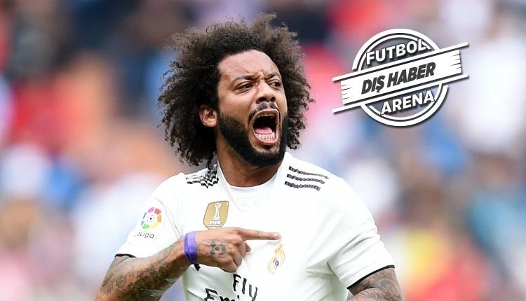 Fenerbahçe'den flaş Marcelo transfer harekatı