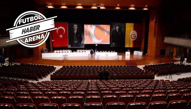 Galatasaray'da başkanlık seçim tarihi açıklandı