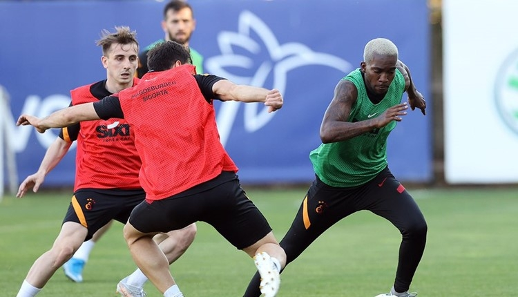 Galatasaray'da derbi öncesi Henry Onyekuru gelişmesi