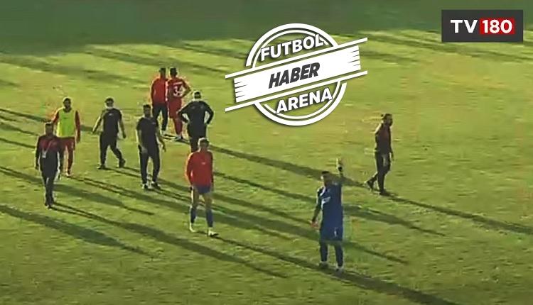 Kocaelispor finalde! Hekimoğlu Trabzon hakeme tepkili