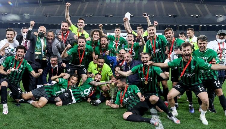 Kocaelispor, TFF 1. Lig'de! Kocaelispor 4-0 Sakaryaspor maç özeti