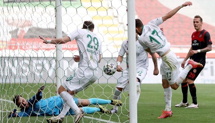 Konyaspor 5-1 Karagümrük maç özeti ve golleri (İZLE)