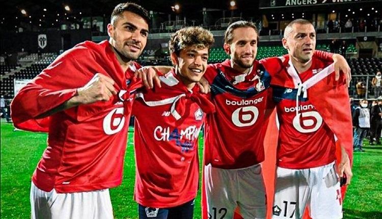 Lille'in şampiyonluğu Fransız basınında manşetlerde