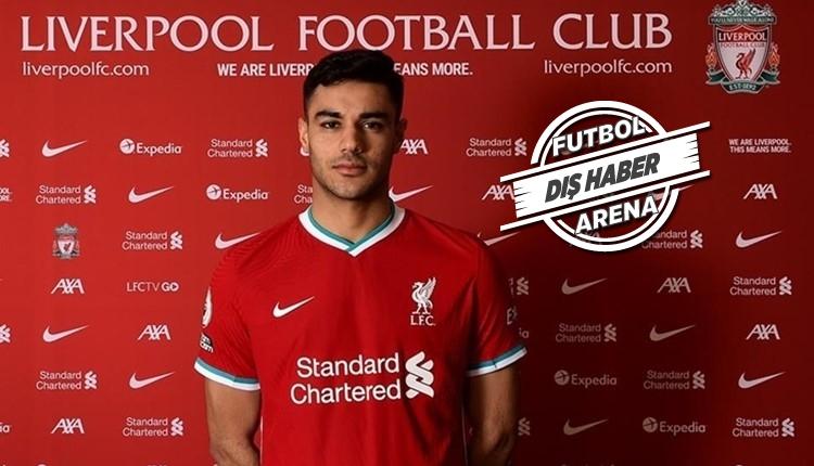 Liverpool'dan Ozan Kabak yerine Ibrahima Konate hamlesi