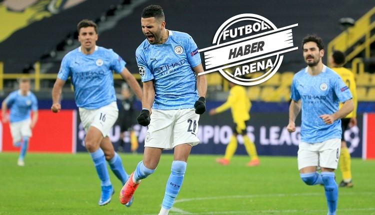 Manchester City, Şampiyonlar Ligi'nin İstanbul finalinde!