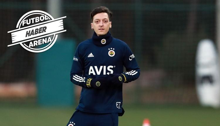 Mesut Özil, Kayserispor maçında yok! Sakatlık gelişmesi