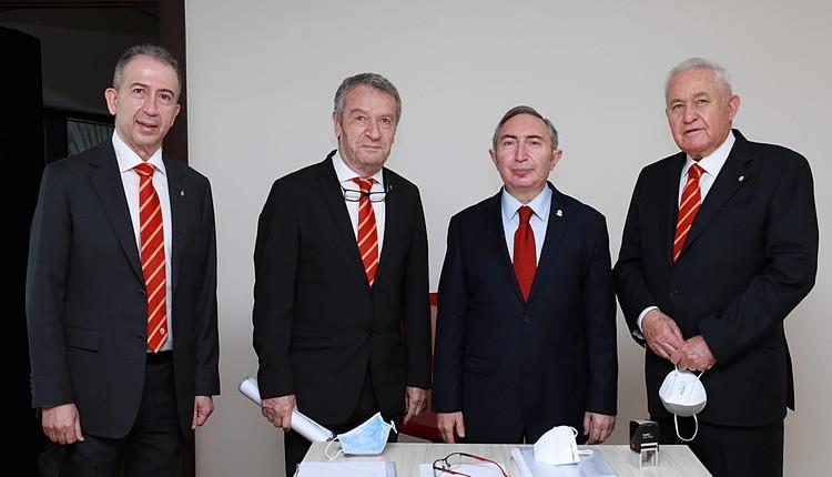 Metin Öztürk kimdir? Galatasaray'da başkan adaylığı açıklandı