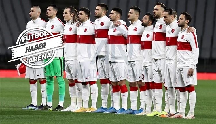 Milli Takım kadrosuna kulüplere göre oyuncu sayıları