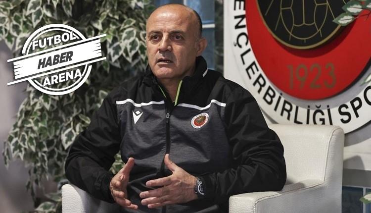 Özcan Bizati: 'Gedson Fernandes'in hareketi kırmızı kart'