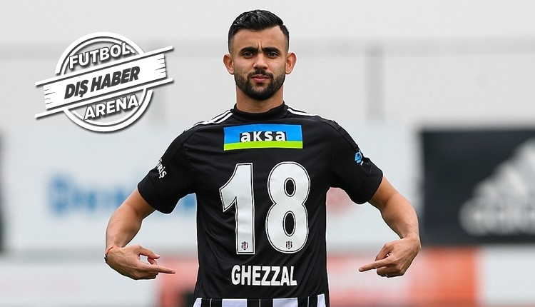 Rachid Ghezzal: 'Şampiyon olmak ve kalmak istiyorum'
