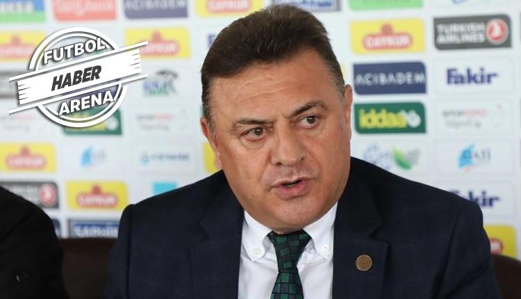 Rizespor Başkanı Hasan Kartal görevini Tahir Kıran'a bırakıyor