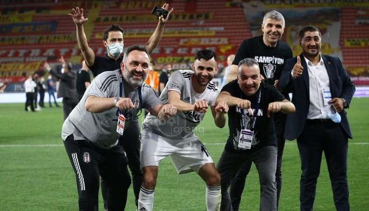 Rosier ve Ghezzal açıkladı: 'Beşiktaş'ta kalmak istiyoruz'