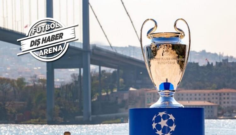Şampiyonlar Ligi finali İstanbul'dan alınacak mı?