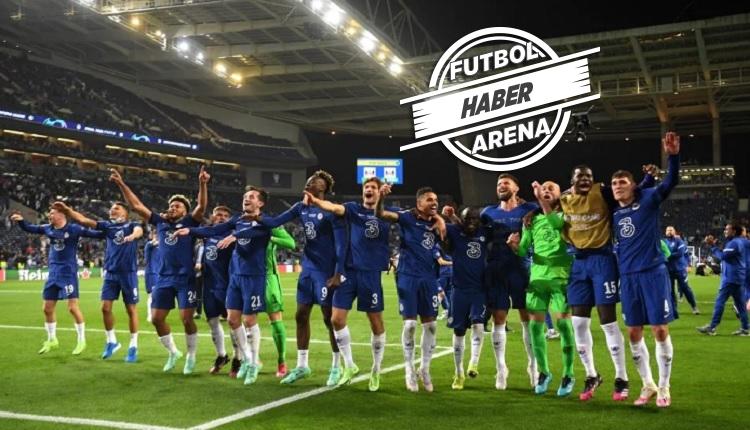 Şampiyonlar Ligi'nde şampiyon Chelsea