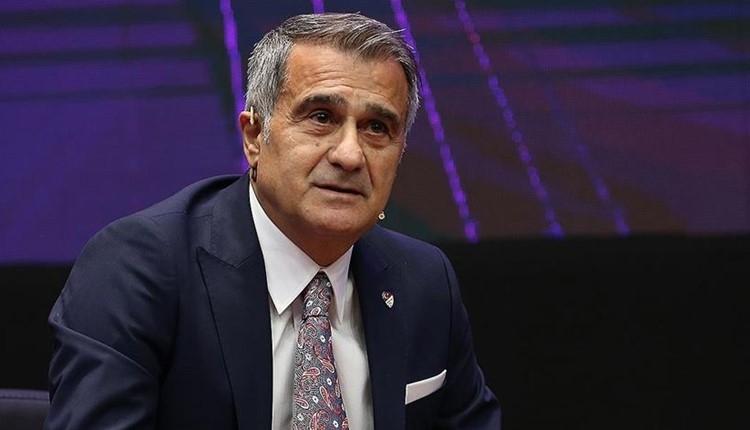 Şenol Güneş'ten Beşiktaş ve Şampiyonlar Ligi sözleri