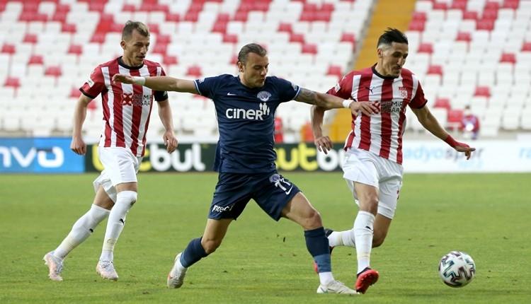 Sivasspor, Süper Lig'i 5. sırada bitirdi (UEFA Konferans Ligi fırsatı)