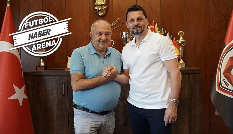 Erol Bulut 3 yıllığına Gaziantep FK'da